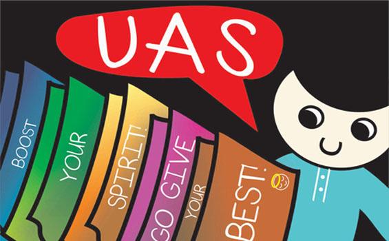 5 Tips Sukses Belajar UAS