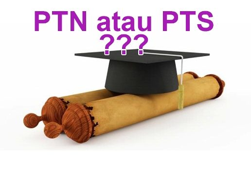 di PTN dan PTS