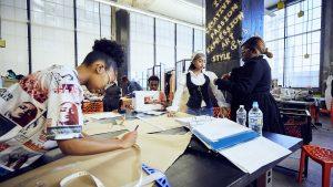 Kuliah di Jurusan Fashion Design