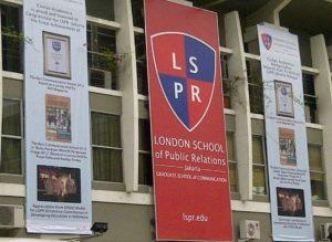 komunikasi LSPR